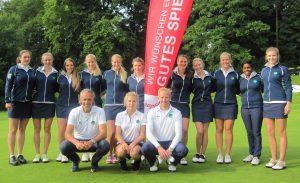 Damenmannschaft Golf