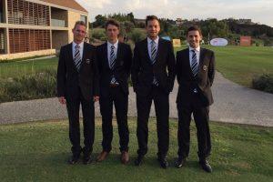 3 Europameisterschaft golf