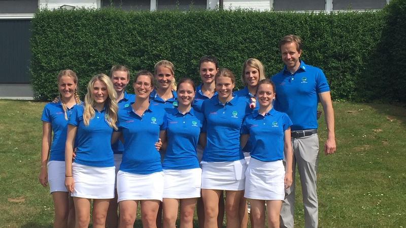 Damenmannschaft 2018 Golf Club Hubbelrath