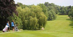 Internationale Amateurmeisterschaften (IAM) im Golf Club Hubbelrath