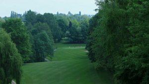 Der Ostplatz des Golf Club Hubbelrath