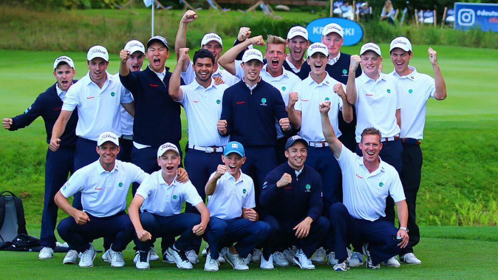 Herrenmannschaft 2019 Golf Club Hubbelrath