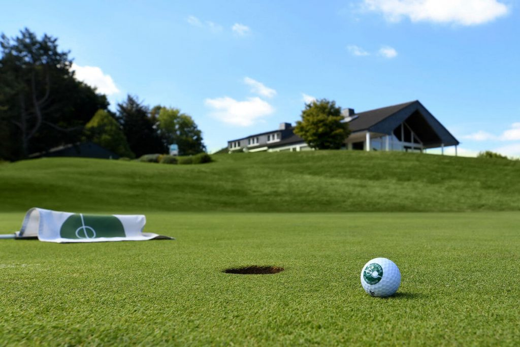 Clubhaus Golf Club Hubbelrath