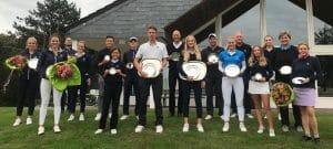Clubmeisterschaften 2020 Golf Club Hubbelrath in Düsseldorf