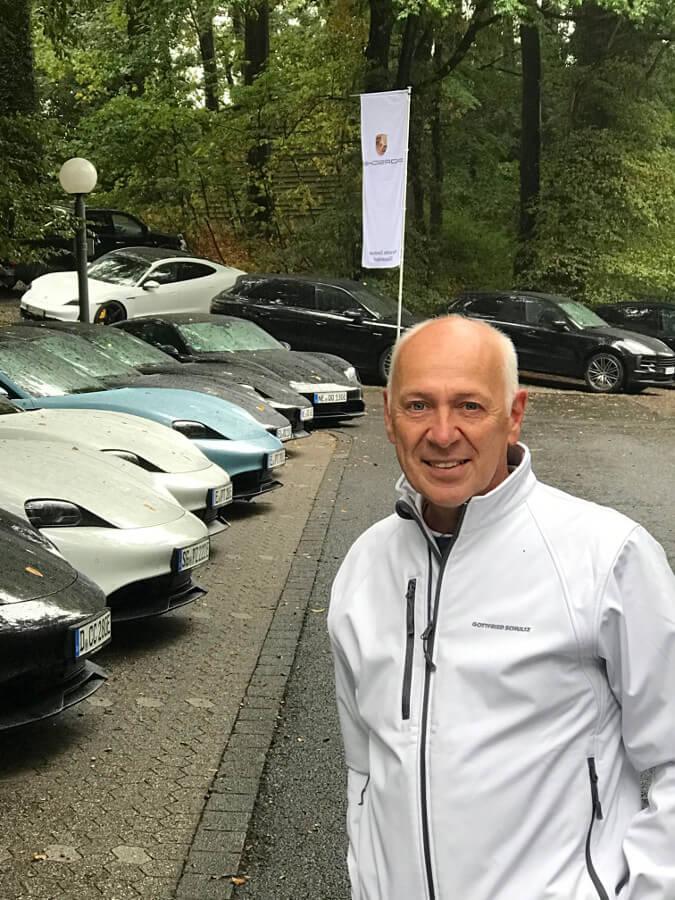 Porsche Event im Golf Club Hubbelrath Düsseldorf