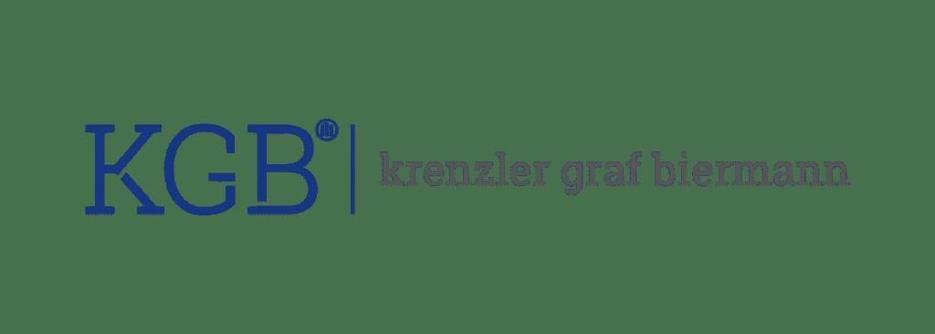 Logo KGB Krenzler Graf Biermann